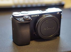 Sony Alpha A6000 Mirrorless Camera for Sale in Provo, UT