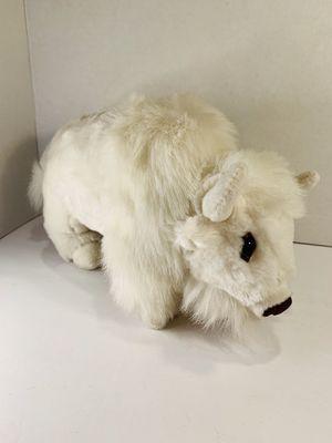 Fiesta White Buffalo Stuffed Animal for Sale in Reno, NV