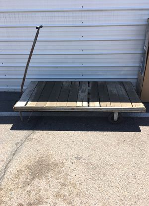 Heavy duty roll cart. for Sale in Sun City, AZ