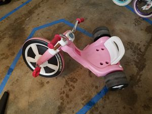 Big wheel for Sale in Parkdale, OH
