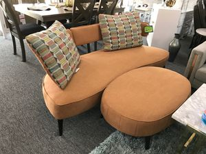Sofa and ottoman for Sale in Irving, TX