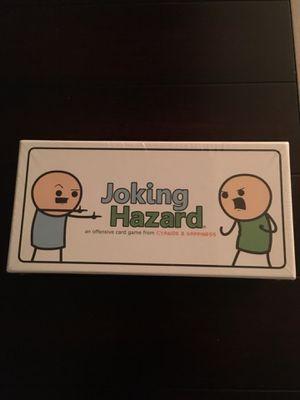 Joking Hazard Game- new in shrink wrap for Sale in Nashville, TN