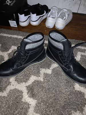 Men's boots size 11 for Sale in Niagara Falls, NY