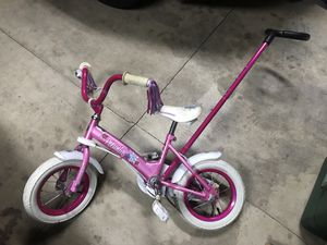 Little girl's bike - ages 4-6 for Sale in Happy Valley, OR