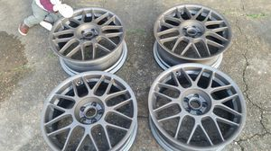 """BBS Rims (4) 18"""" for Sale in Jackson, TN"""