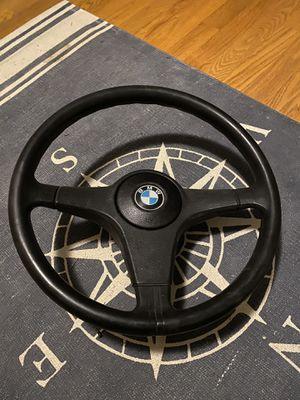 BMW E30 Sport Steering Wheel for Sale in Oakton, VA