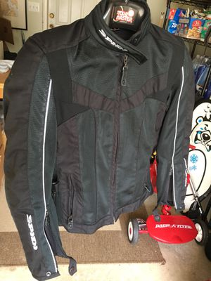 SPIDI women's mesh motorcycle jacket, small for Sale in Gaithersburg, MD