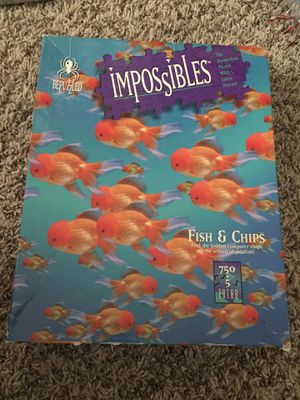 Impossible puzzle game for Sale in Saint Charles, MO