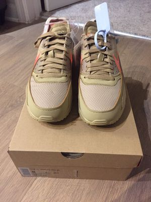 The 10: Air Max 98 x Beige Off-White size 8 DS for Sale in Fairfax, VA