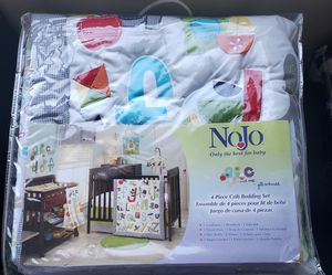 Baby Crib Bedding Set New for Sale in Santa Fe Springs, CA
