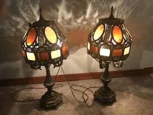 Antique lamps for Sale in Staten Island, NY