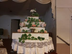 Large Wedding Cup Cake Holders for Sale in Durham, NC