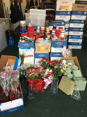 Floral design supplies for Sale in Eddington, PA
