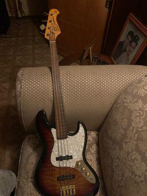 Fretless bass for Sale in Hacienda Heights, CA