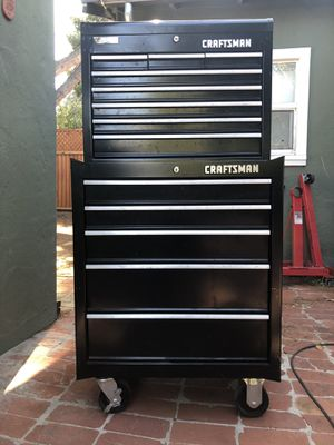 Craftsman Toolbox Set for Sale in Campbell, CA