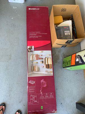 Closet Maid organizer for Sale in Winchester, CA