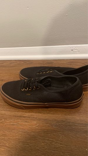 Black 10.5 vans for Sale in Upper Marlboro, MD