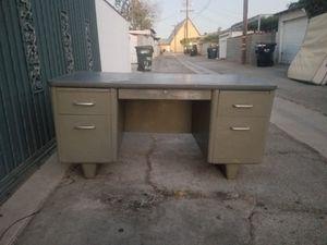All steel equipment tanker desk for Sale in Montebello, CA