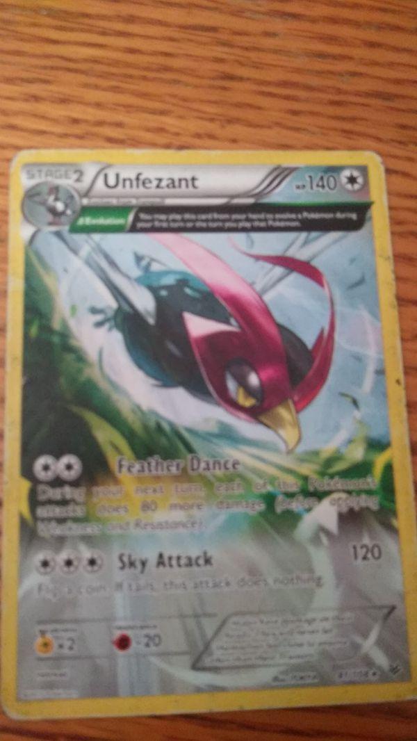 4 Full art pokemon cards
