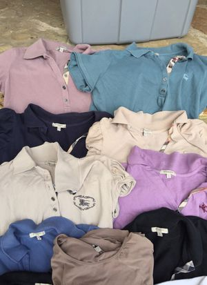 Burberry shirts for Sale in Dallas, TX