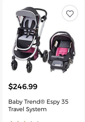 Stroller and car seat for Sale in Homestead, FL