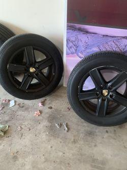 Porsche stock Rims for Sale in Calumet City,  IL