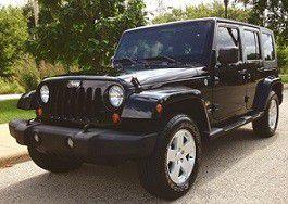 2OO7 Jeep Wrangler Unlimited Sahara Hardtop for Sale in Montgomery, AL