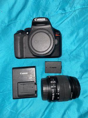 Canon Rebel T6 for Sale in Honolulu, HI