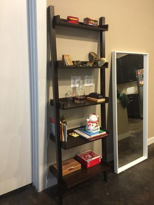 Ladder Book Shelf for Sale in Houston, TX