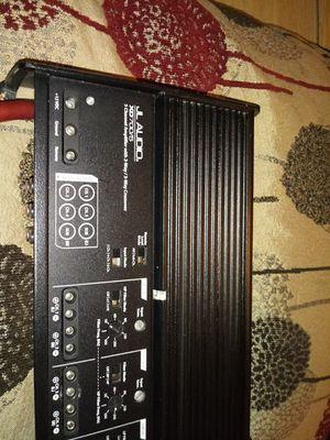 JL Audio AMP model XD700/5 5 channel for Sale in Salt Lake City, UT
