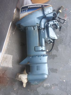 Evinrude boat motor for Sale in Jackson, MS