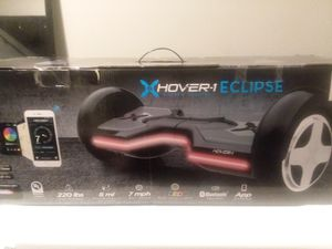 X Hover-1 Eclipse Hoverboard for Sale in Salt Lake City, UT