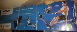 New in box - Weslo Flex Power 3.0 Rowing Machine for Sale in Garland, TX