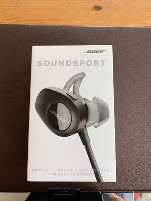 Bose SOUNDSPORT Bluetooth $109 OBO for Sale in El Monte, CA