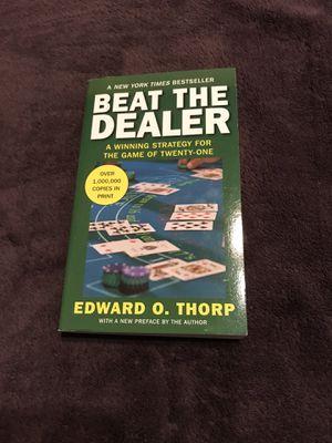 Beat the Dealer Edward O. Thorp for Sale in Harrisonburg, VA