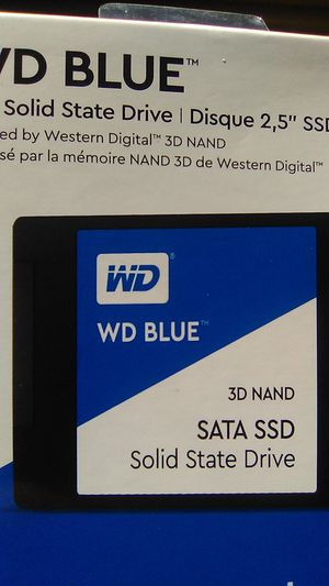 Wd blue ssd 500gb for Sale in Richland, WA