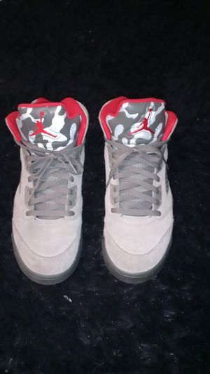 Jordan 5 retro P51 for Sale in Brisbane, CA