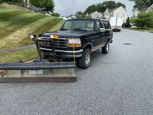 96 Ford Bronco for Sale in Dallastown, PA