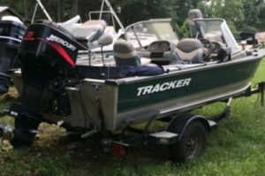 2001 Tracker for sale or trade for Sale in Spring, TX
