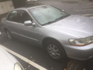 2002 Honda Accord SE -Great Car-159k for Sale in Seattle, WA