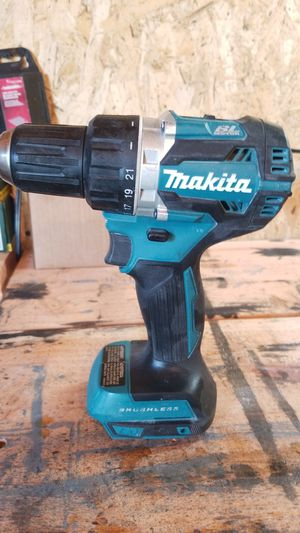 Makita brushless 18v drill for Sale in Paramount, CA