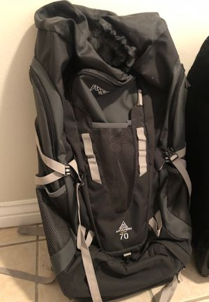 Jansport Backpacking Backpack (never used) for Sale in Mesa, AZ