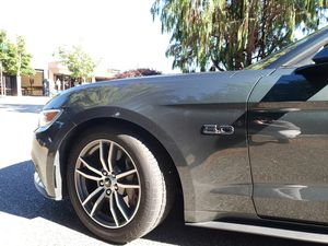 "OEM 18"" Mustang rims with TigerPaw tires for Sale in Richland, WA"