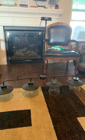 Home Decor 4 Bulb Light fixture -Brand New /Never Used for Sale in Caruthers, CA