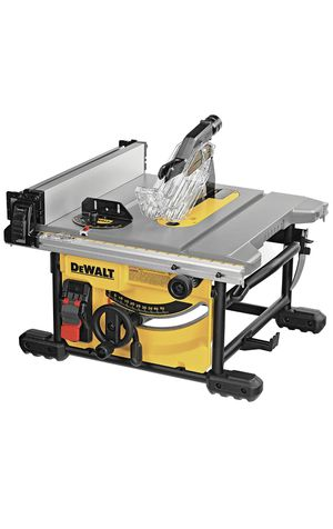 DEWALT (BRAND NEW) Table Saw for Jobsite, Compact, 8-1/4-Inch & Table Saw Stand, Mobile/Rolling for Sale in San Diego, CA