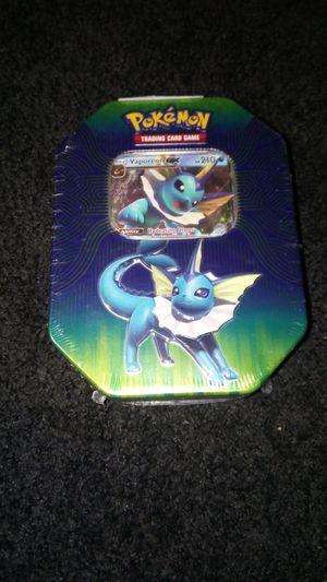 Pokemon booster tin for Sale in Denver, CO