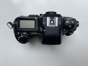 Nikon F100 35mm Body Only Film Camera - Black for Sale in Redmond, WA