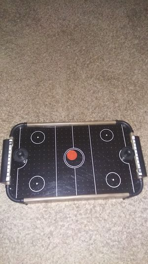 Table Top Air Hockey Table for Sale in Litchfield Park, AZ