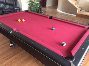 Pool table for Sale in Mesa, AZ