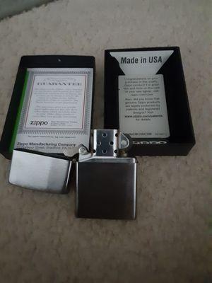 Zippo lighter for Sale in Evesham Township, NJ
